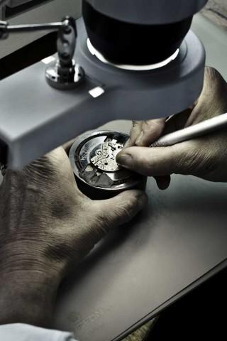 25 công đoạn chế tác nên sự hoàn mỹ của đồng hồ Chopard
