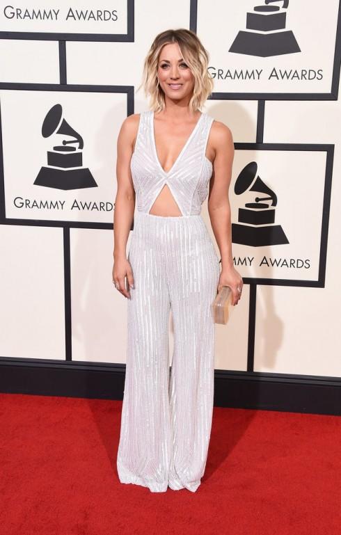 Kaley-Cuoco-Grammy-bestdressed-2016