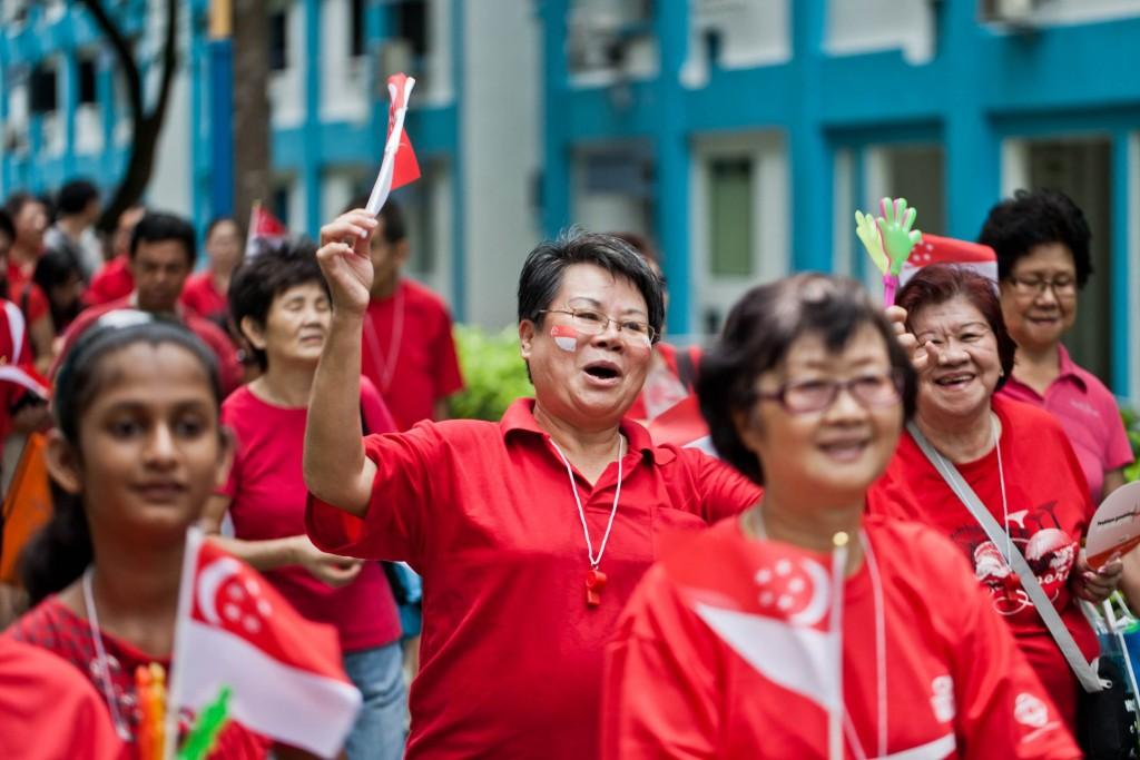 Không dừng lại ở đó, chủ đề của lễ diễu hành đường phố năm nay còn hướng đến việc gìn giữ các giá trị văn hóa để tiến về phía trước