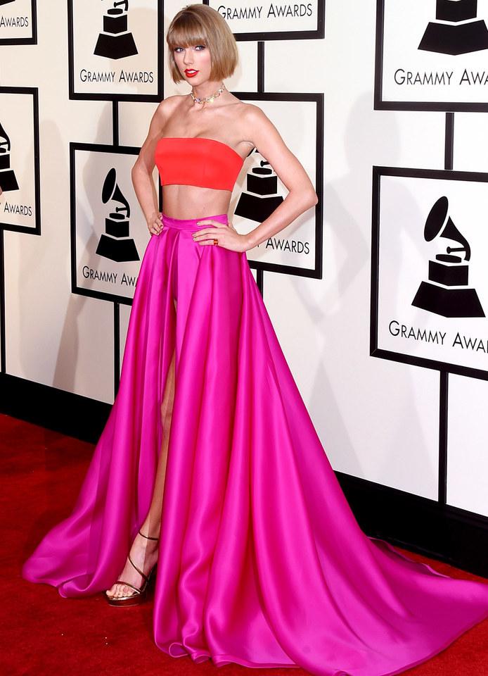Taylor Swift đáp trả Kanye West tại Grammy 2016