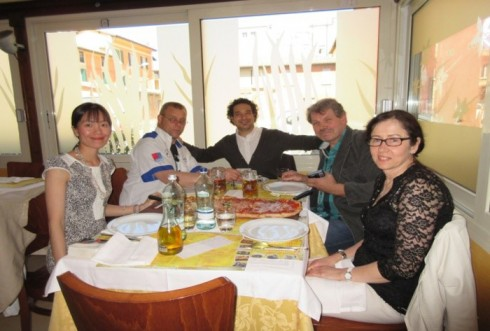 du lịch châu Âu phần 2 - Italia 3 - elle vietnam
