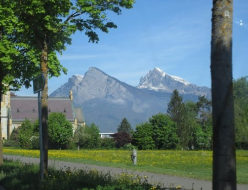 du lịch châu Âu phần 2 - Switzerland 6 - elle vietnam