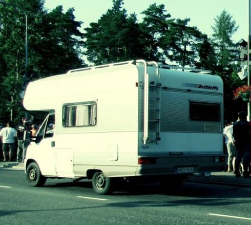 du lịch châu Âu phần 2 - xe camping - elle vietnam