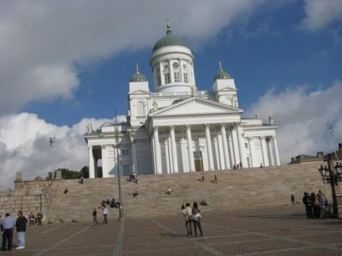 du lịch châu âu phần 1 - Helsinki - elle vietnam