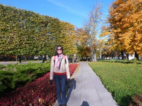 du lịch châu âu phần 1 - công viên - elle vietnam
