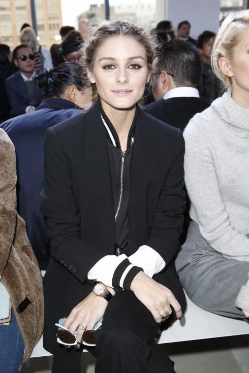 Olivia Palermo tại show diễn Michael Kors