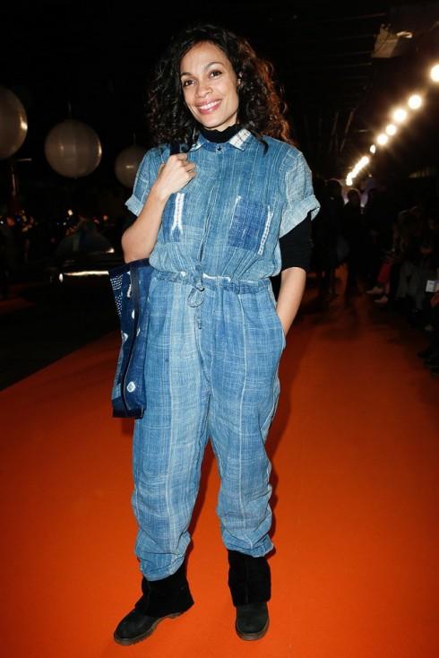 Diễn viên/ Ca sĩ Rosario Dawson tại buổi khai mạc