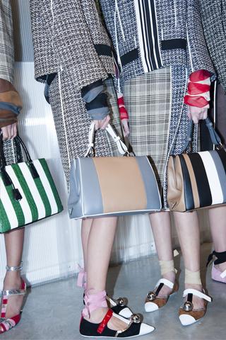 Túi xách đẹp tại tuần lễ thời trang Milan Thu-Đông 2016