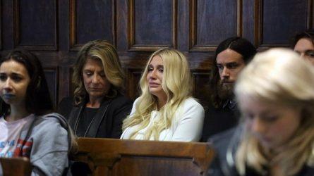 Kesha thua kiện vụ tố cáo lạm dụng tình dục suốt 10 năm
