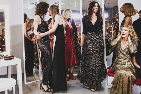Show thời trang Diane Von Furstenberg