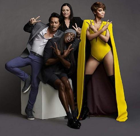 Dàn giám khảo của America's Next Top Model
