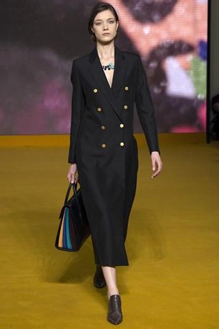 Một mấu áo khoác dài tuyệt đẹp từ Paul Smith