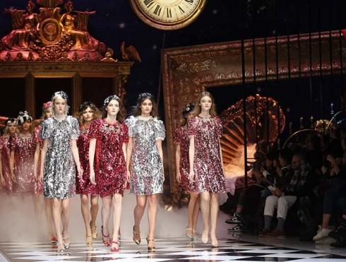 Những nàng công chúa thời hiện đại của Dolce & Gabbana