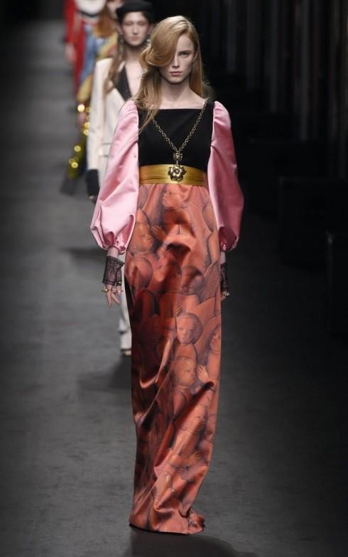 BST Thu-Đông 2016/17 của Gucci