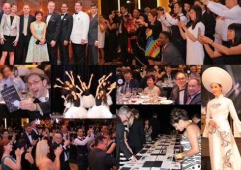 Gala thường niên để đánh dấu quan hệ hợp tác thương mại hữu nghị ngày càng lớn mạnh giữa Hoa Kỳ và Việt Nam.