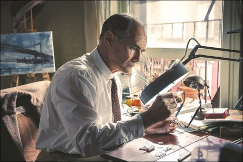 "Mark Rylance, ""Bridge of Spies"""