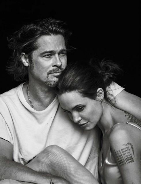 Buc thu tinh cua Brad Pitt gui Angelina Jolie lam nuc nguoi ham mo – ellevn - 01