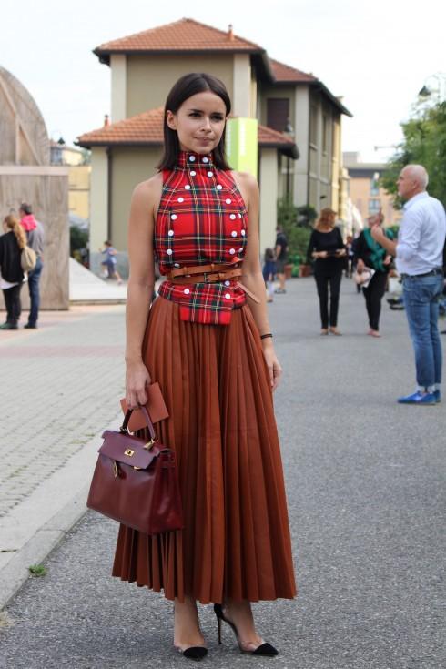 MIROSLAVA DUMA Người dẫn đầu và truyền cảm hứng cho mọi xu hướng thời trang đường phố. Cô đã sáng lập ra trang web thời trang và làm đẹp cao cấp Buro  24/7. Một trong những người có sức ảnh hưởng nhất của giới thời trang hiện thời.