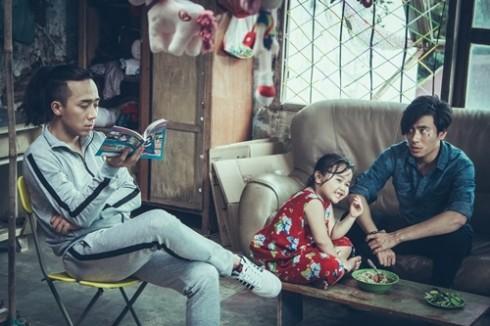Một cảnh trong phim Nắng có sự diễn xuất của Diễn viên MC Trấn Thành