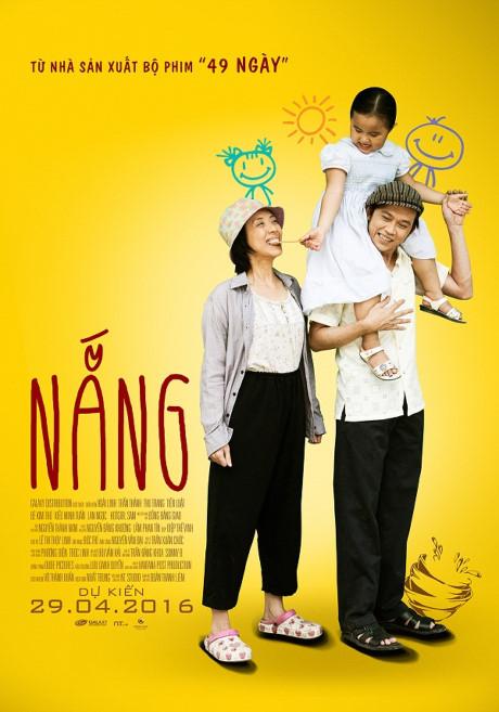 Poster của Bộ phim dự kiến trình chiếu trong tháng 4-2016