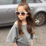 Phong cách thời trang đáng yêu của 7 Fashionista nhí