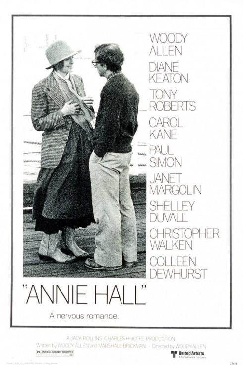 thời trang trong phim Annie Hall - elle vietnam 1