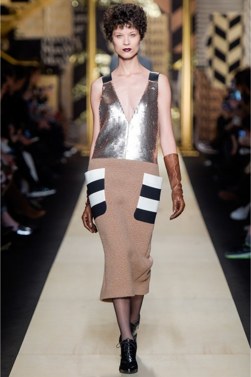 BST Max Mara tại Tuần lễ thời trang Milan Thu Đông 2016/17