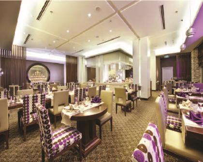 Nhà hàng Mangosteen