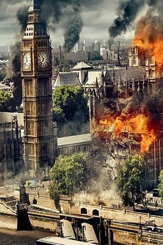 Phim hành động bom tấn: London Thất Thủ