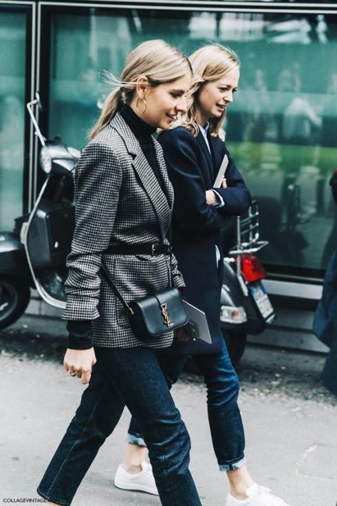 Cũng như các loại trang phục khác, áo khoác blazer cũng cần được cải tiến trong công thức kết hợp.
