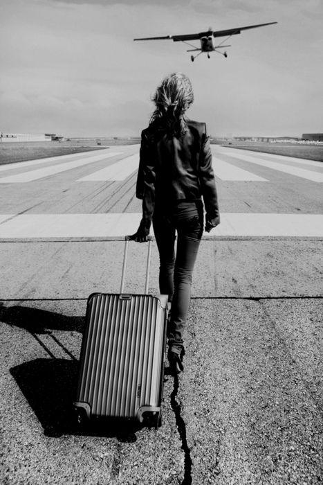 Kinh nghiệm du lịch: Chuẩn bị trước chuyến bay - ELLE.VN