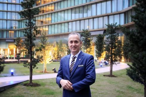 Ông Mark Van Der Wielen – Tân Tổng Giám đốc