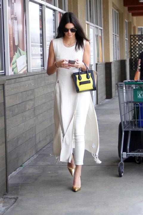 Khám phá phong cách thời trang của Kendall Jenner