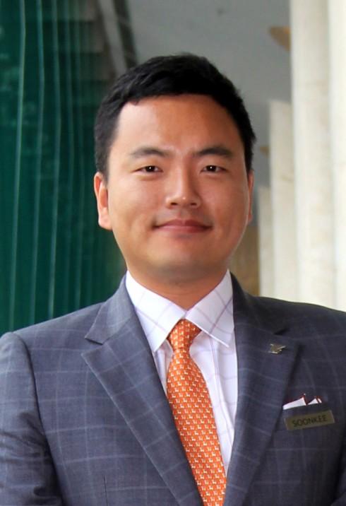 Ông Soonkee Kwon – Giám đốc Kinh doanh mảng Đoàn Sự kiện và Hội nghị thị trường Trung – Nhật - Hàn