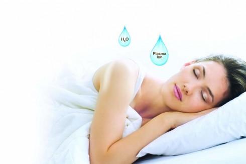 Làn da bạn được hệ thống Ion hóa chăm sóc và bảo vệ