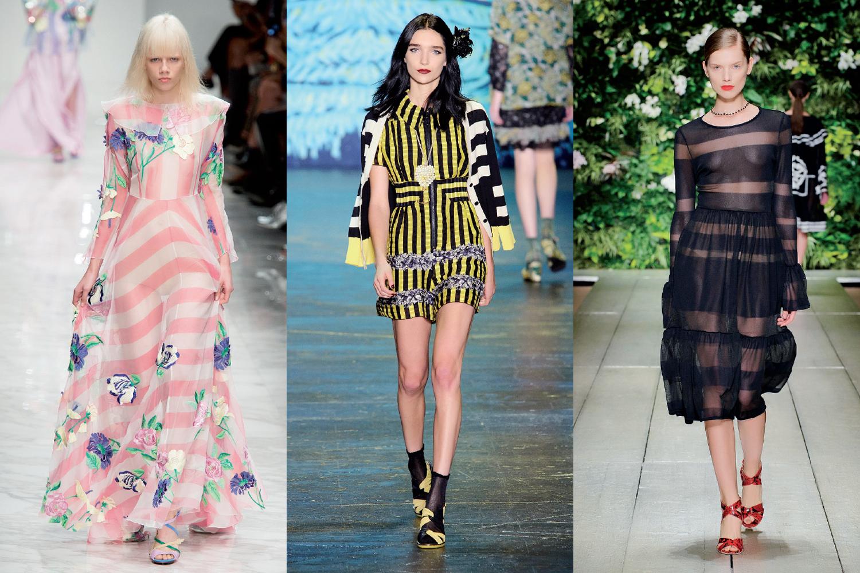 7 xu hướng thời trang Xuân-Hè đáng chú ý tại LFW 2017