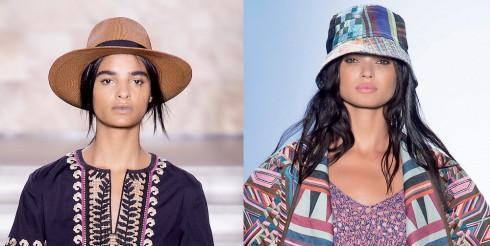 Những họa tiết thổ dân được in lên các chất liệu khác nhau để trang trí cho cổ áo và phụ kiện như nón, trang sức...
