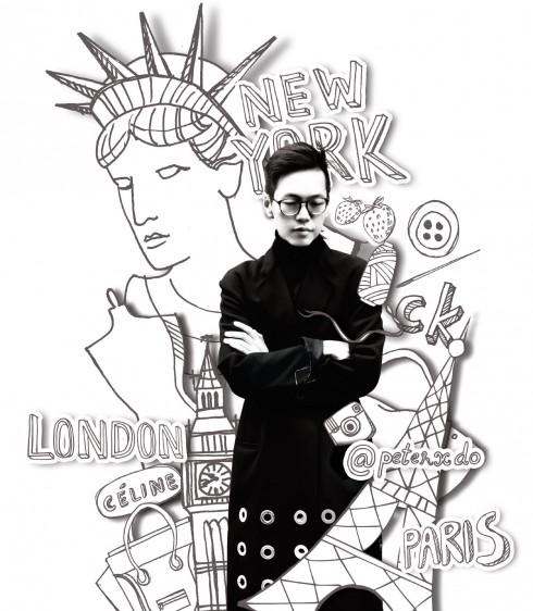 Thiết kế thời trang: Hành trình của Peter  - ELLE.VN