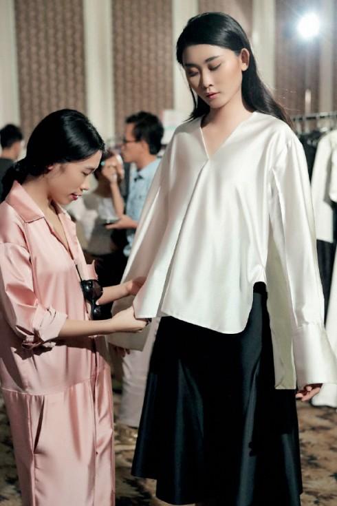 Nhà thiết kế Đặng Hải Yến: Thật may vì mình là phụ nữ - ELLE