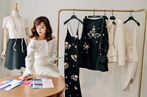 Nhà thiết kế Giao Linh: Làm phụ nữ đã là lợi thế - ELLE.VN
