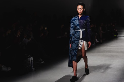 Thuy Trang Paris Fashion Week elle vietnam 01