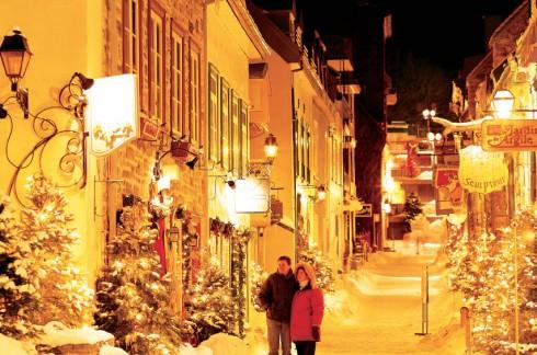 Địa điểm du lịch: Québec - Chốn diệu kỳ