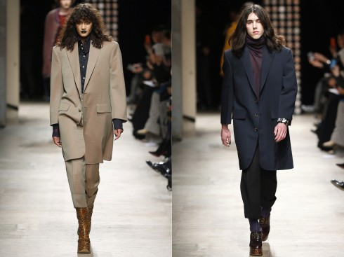 Những thiết kế mang đậm phong cách unisex từ Vivienne Westwood