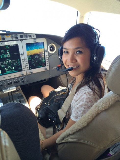 Nguyễn Thị Mỹ Hạnh được Microsoft mời làm việc ngay khi chưa tốt nghiệp.
