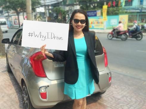 Lý do tại sao phụ nữ lại thích làm tài xế, có lẽ cánh đàn ông cũng khó hiểu?!