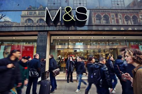 Một cửa hàng Marks & Spencer trên thế giới