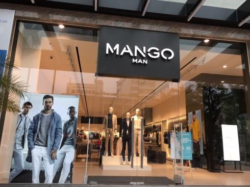 Khai trương cửa hàng thời trang Mango Mega Store