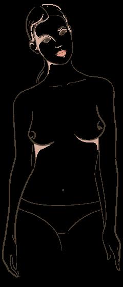 7 dáng ngực & cách chọn áo ngực phù hợp - ELLE.VN