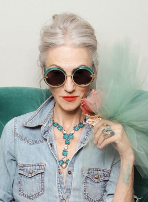Phụ nữ đẹp: Vẻ đẹp vượt thời gian - ELLE.VN