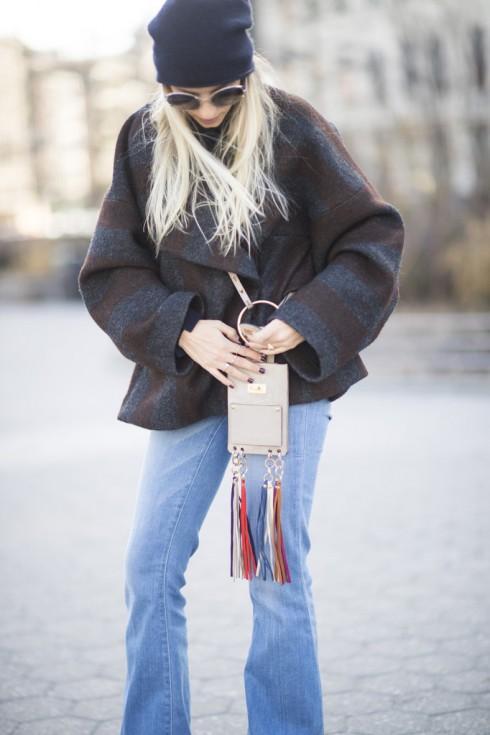 Mini Jane - túi xách nữ gây sốt trên đường phố New York